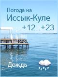 Погода в Кыргызстане